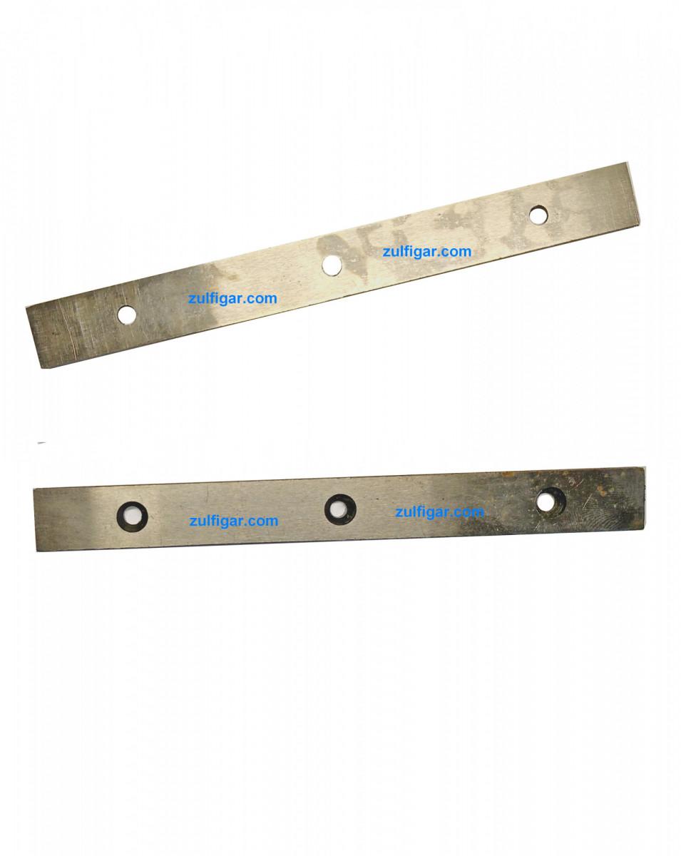 Blades 160mm for notcher Georg Fischer
