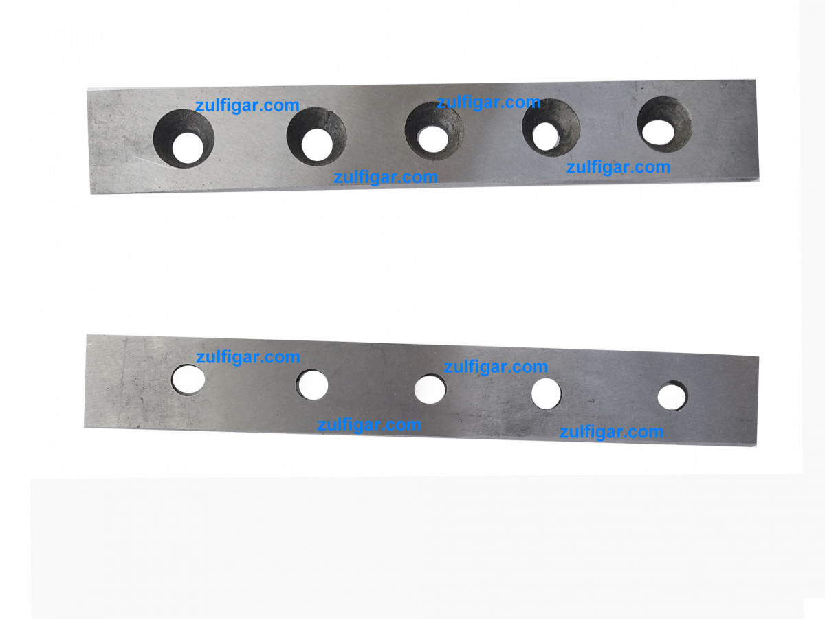 Blades 315mm for notcher Nowatech